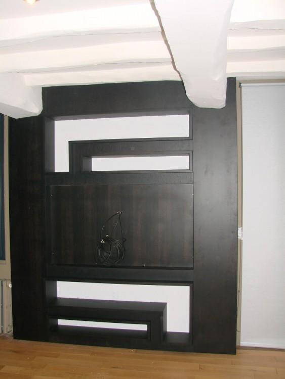 b2a ameublement agencement sur mesure norolles. Black Bedroom Furniture Sets. Home Design Ideas