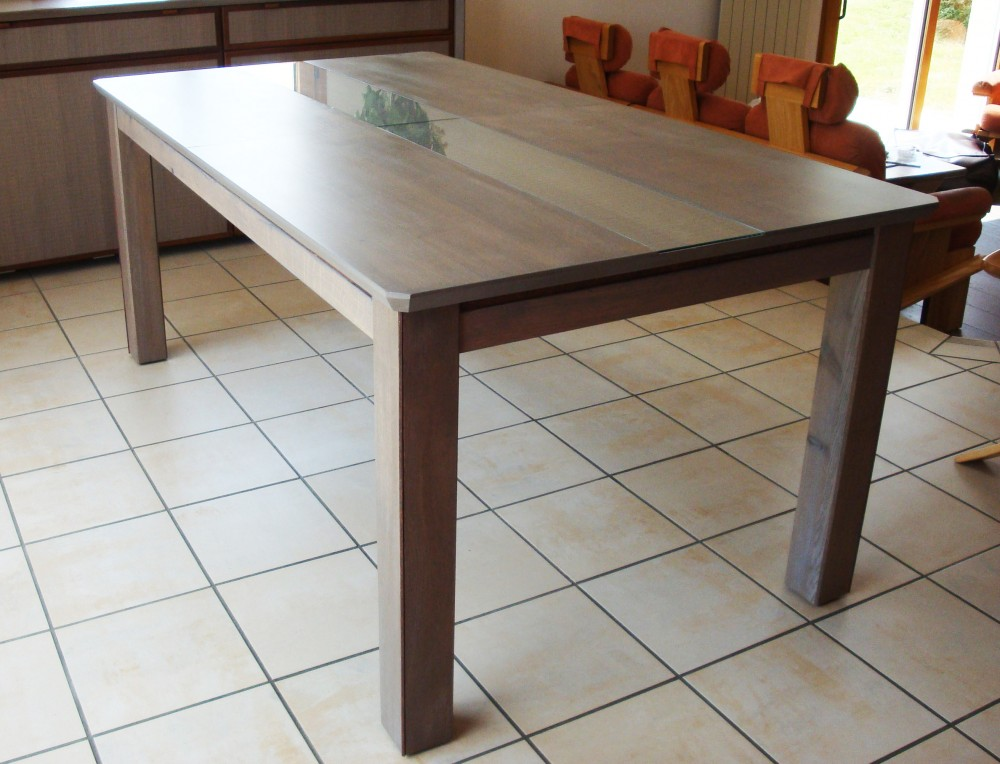 R alisation d 39 ameublements sur mesure b2a for Table sur mesure lapeyre