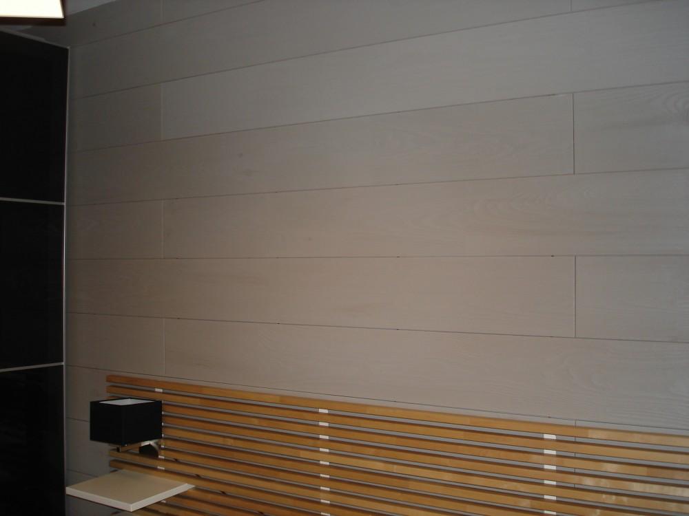 R alisation d 39 ameublements sur mesure b2a for Peindre lambris